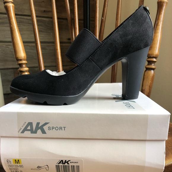 New Sports Ak7 Xoey Pumps Size 65 Nib